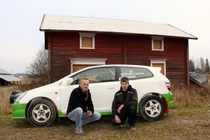 oik. Heikki Koski-Lammi ja Kari Luoma